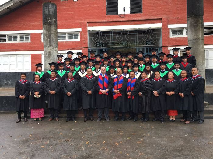 Trinity College and Seminary Graduates