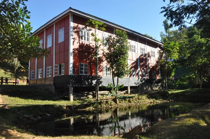 Lungthulien High School