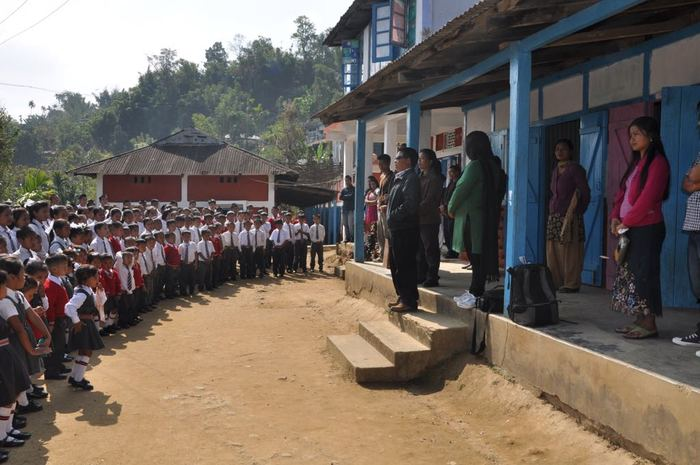 Muolhoi High School