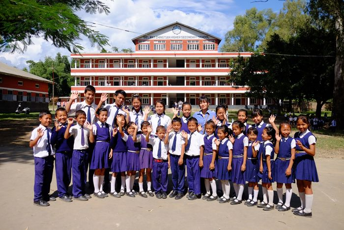 Sielmat Christian Higher Secondary School