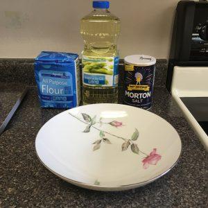 Puri Ingredients