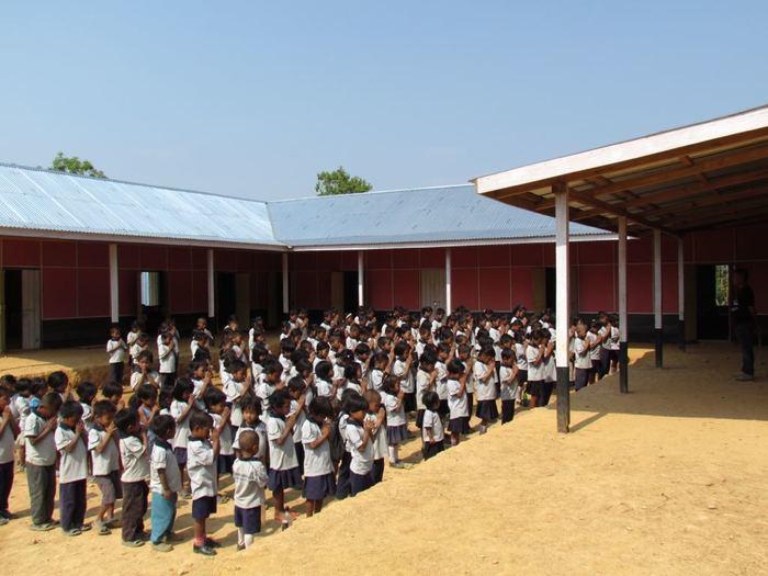 Parvachawm Elementary School