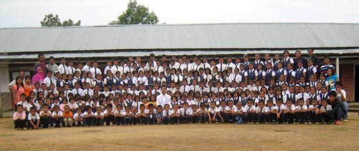 Senvon Jr. High School